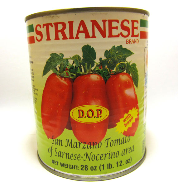 D.O.P. Strianese San Marzano Tomatoes 3 Pack(796ml Cans)