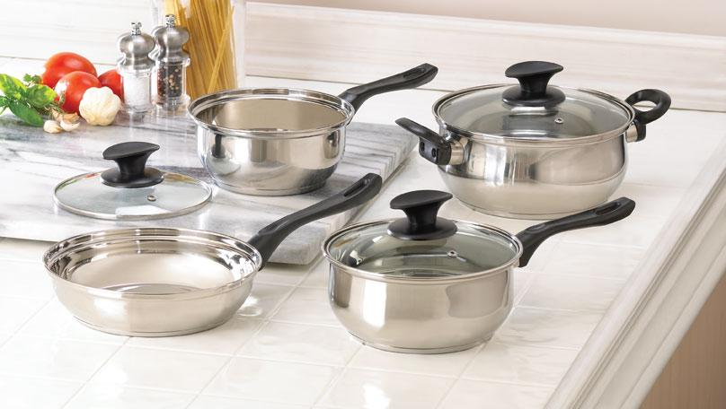 Culinary Essentials Cookware - FREE SHIPPING!