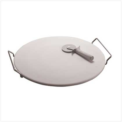 "Premium 15"" Pizza Stone - FREE SHIPPING! - Click Image to Close"